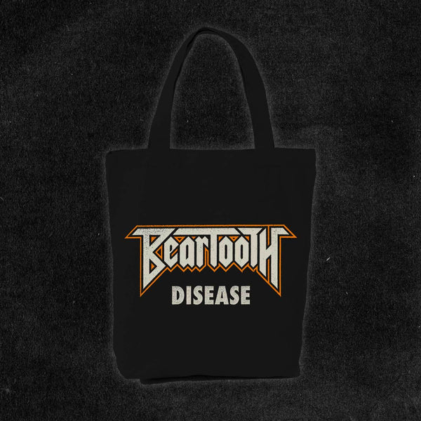 Beartooth Tote Bag