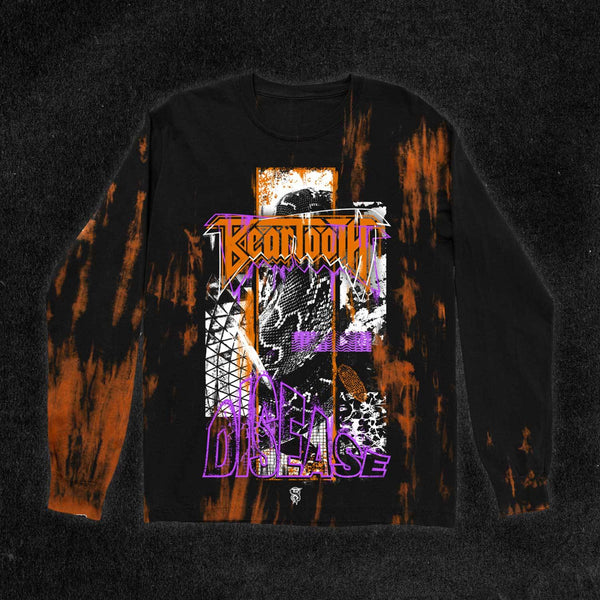 Trippy Dye Long Sleeve