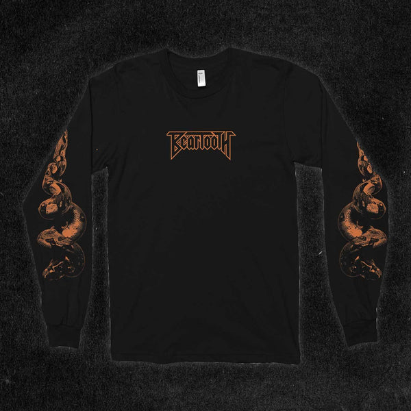 Twisted Snake Long Sleeve