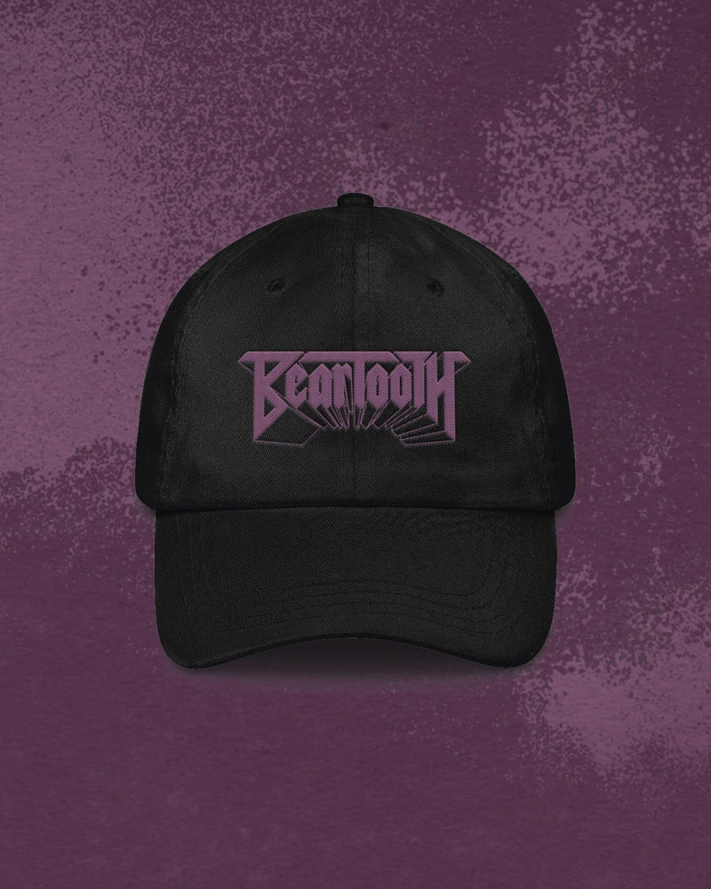 Below Hat