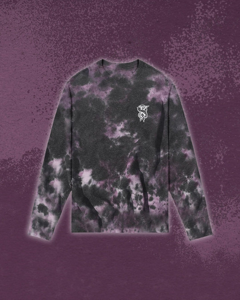 Barry Below Dye Longsleeve
