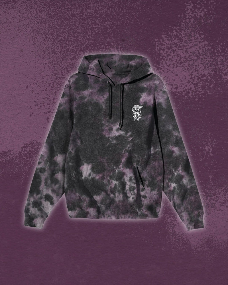 Barry Below Dye Hoodie
