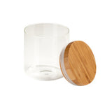 Glassery Glass Canister, Small