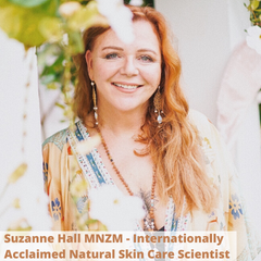 Suzanne Hall MNZM - Natural Skin Care Scientist & Pioneer with bee venom and manuka honey