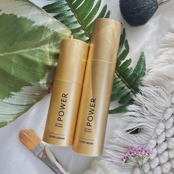 Power Twin Pack - Super Mask 50ml and Super Serum 30ml - Power Skin Solutions