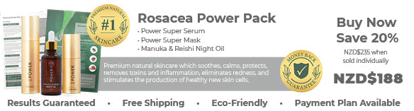 Rosacea Power Pack Power Skin Solutions