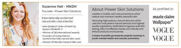 Suzanne Hall Power Skin Solutions