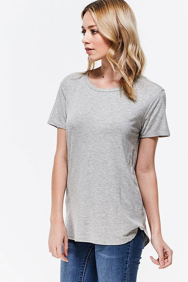 Basic Tee - Online Clothing Boutique