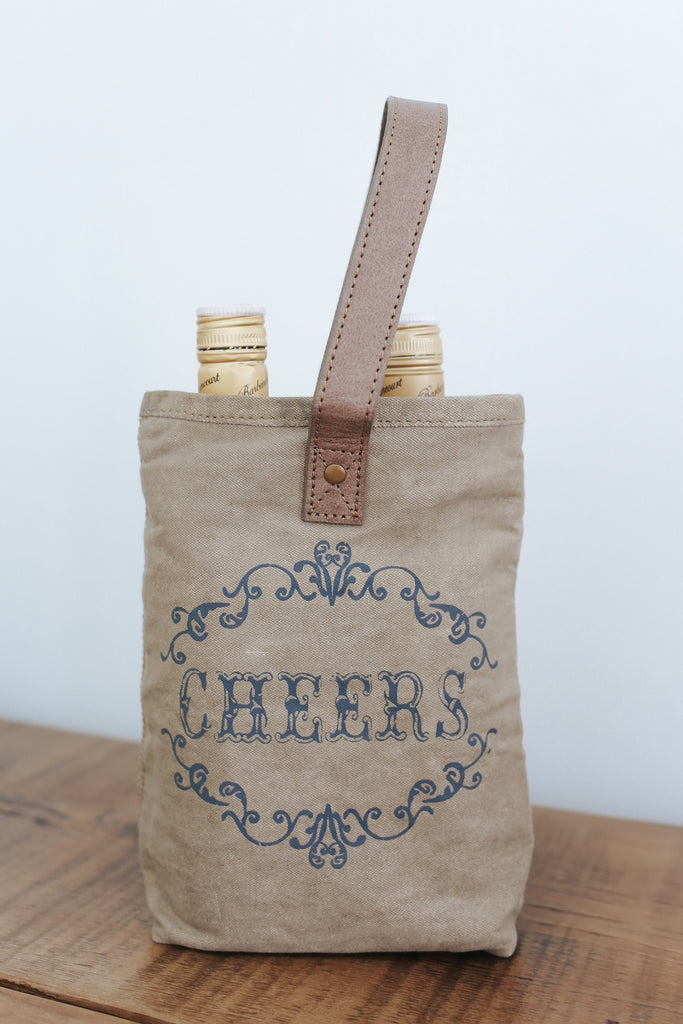 Wine Bag - Online Clothing Boutique