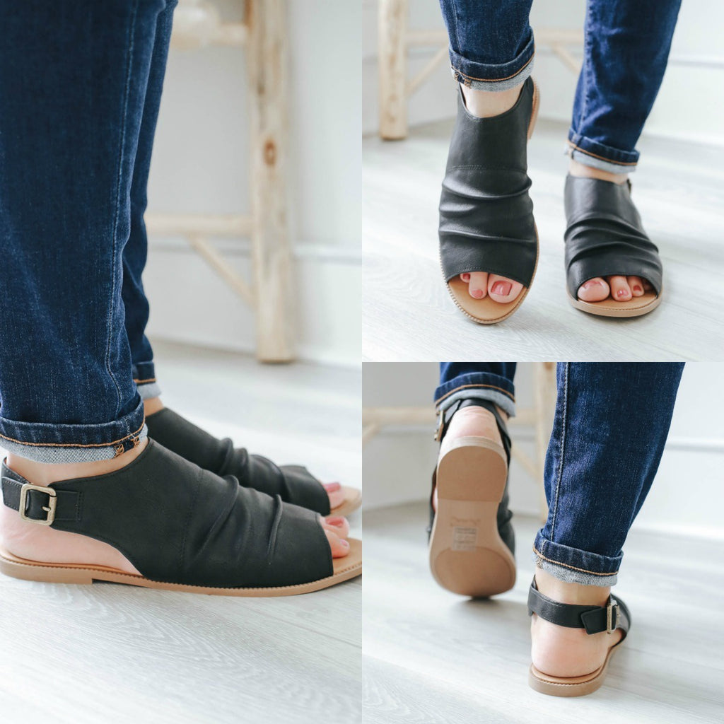 Desmond-02 Open Toe Sandals - Online Clothing Boutique