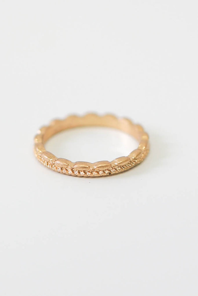 Metal Ring - Online Clothing Boutique
