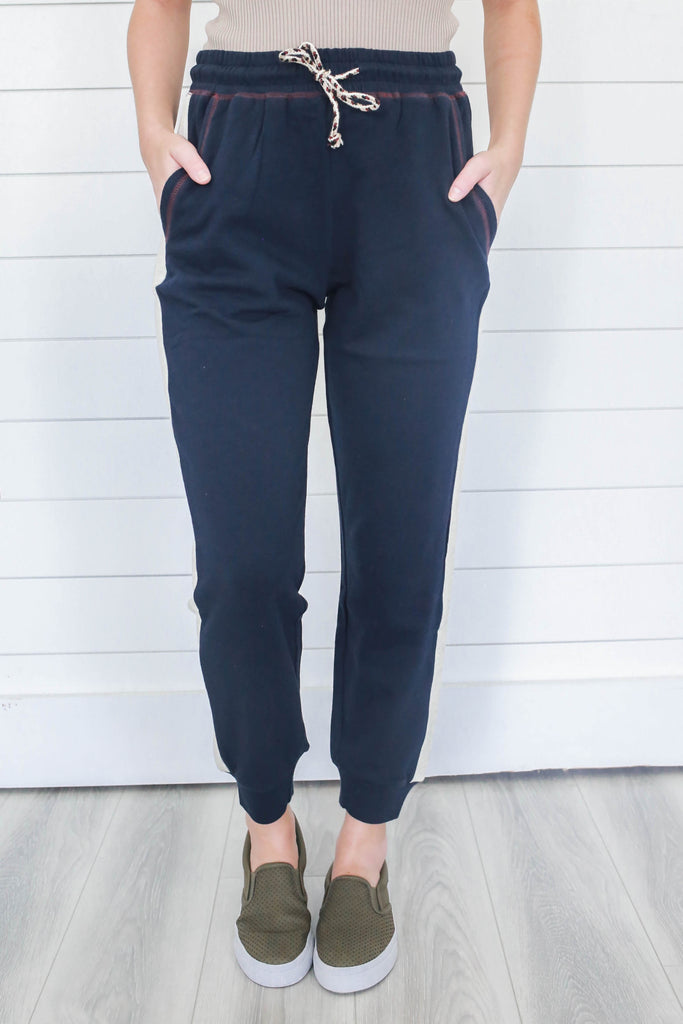 Cotton Joggers - Online Clothing Boutique