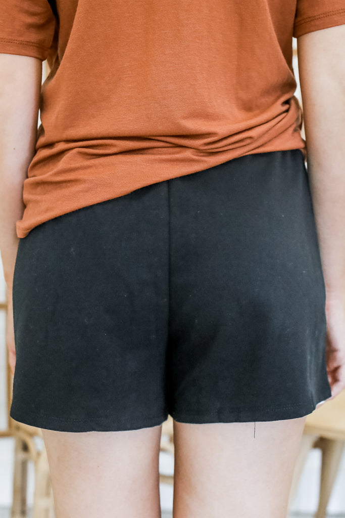 Drawstring Waist Shorts | Stylish & Affordable | UOI Online