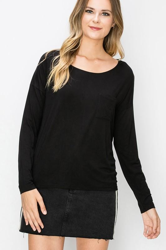 Basic Long Sleeve Top | Stylish & Affordable | UOI Online