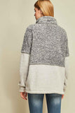 Fuzzy Sweatshirt - Online Clothing Boutique