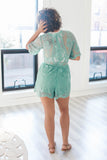 Lace Romper - Online Clothing Boutique