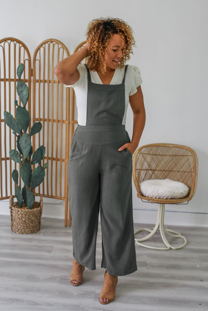 Overall Jumpsuit | Stylish & Affordable | UOI Online