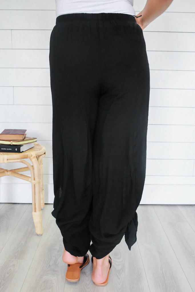 Wide Leg Pants - Online Clothing Boutique
