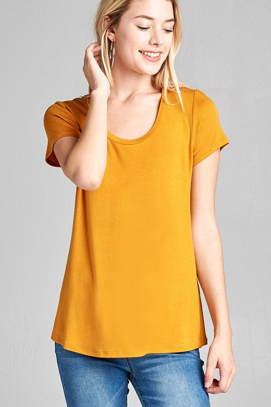 Basic Tee | Stylish & Affordable | UOI Online