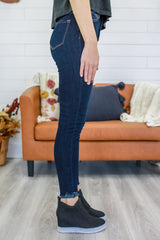 Super High Rise Distressed Skinny Jeans | Stylish & Affordable | UOI Online