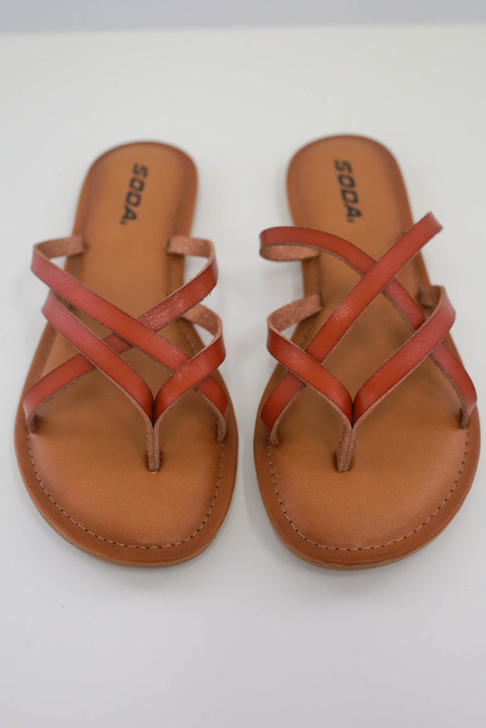 Lupine-S Sandals - Online Clothing Boutique