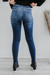 High Rise Super Skinny Denim | Stylish & Affordable | UOI Online