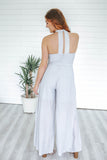 High Neck Jumpsuit - Online Clothing Boutique