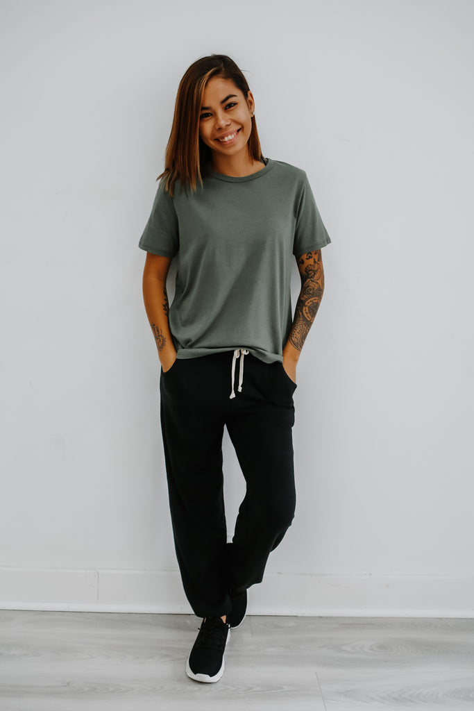 Brushed Knit Joggers | Stylish & Affordable | UOI Online
