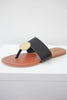 Faux Leather Sandals -Online Clothing Boutique