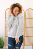 Popcorn Knit Sweater | Stylish & Affordable | UOI Online