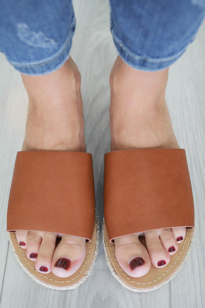 WHEEL Espadrille Sandals - Online Clothing Boutique