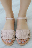 ARCHER-516 Flat Sandals - Online Clothing Boutique