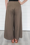 High Waist Wide Leg Pants - Online Clothing Boutique
