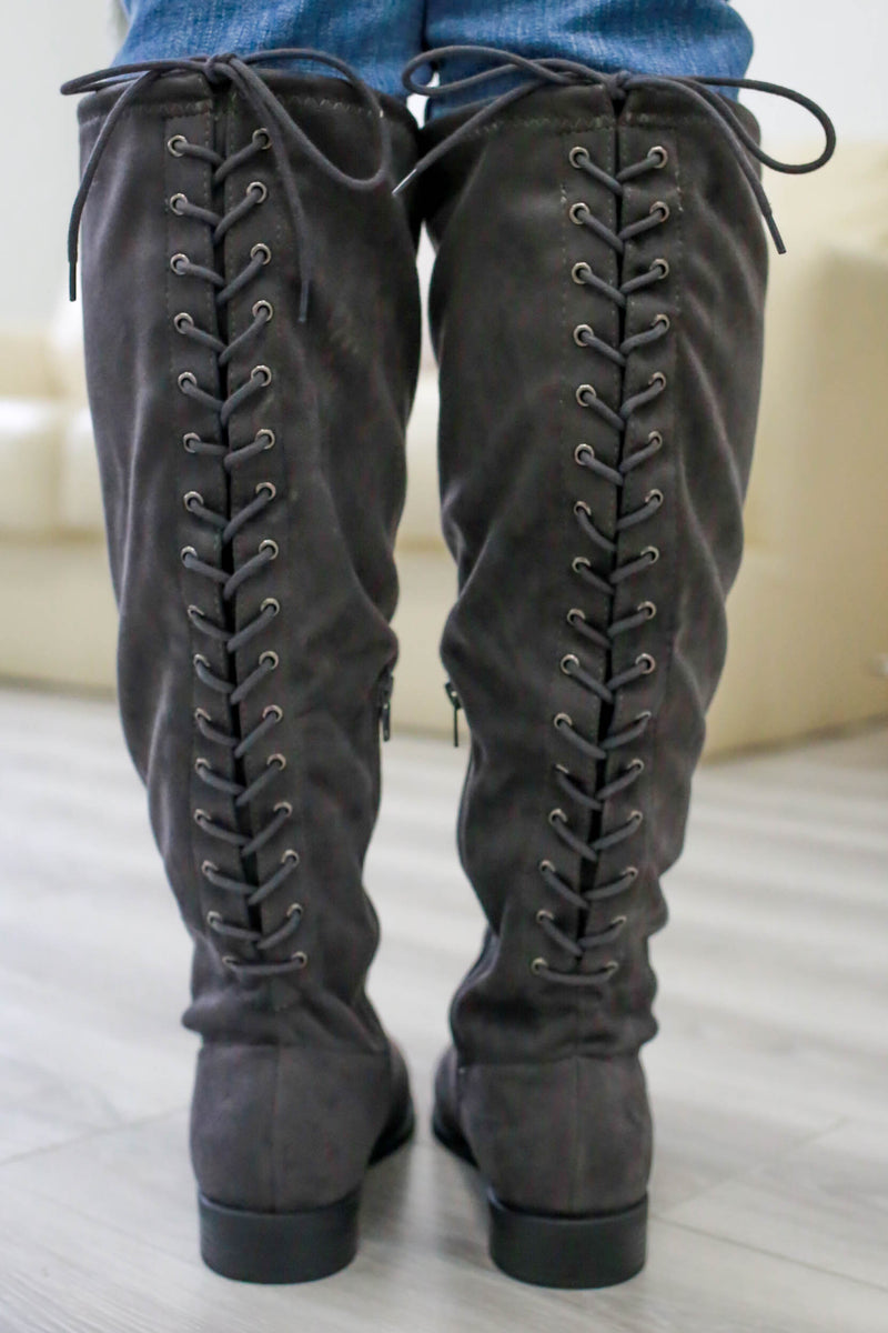 Knee High Boots - Online Clothing Boutique