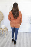 Button Up Chenille Cardigan - Online Clothing Boutique