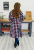 Plaid Cardigan | Stylish & Affordable | UOI Online