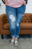 Distressed Plus Denim | Stylish & Affordable | UOI Online