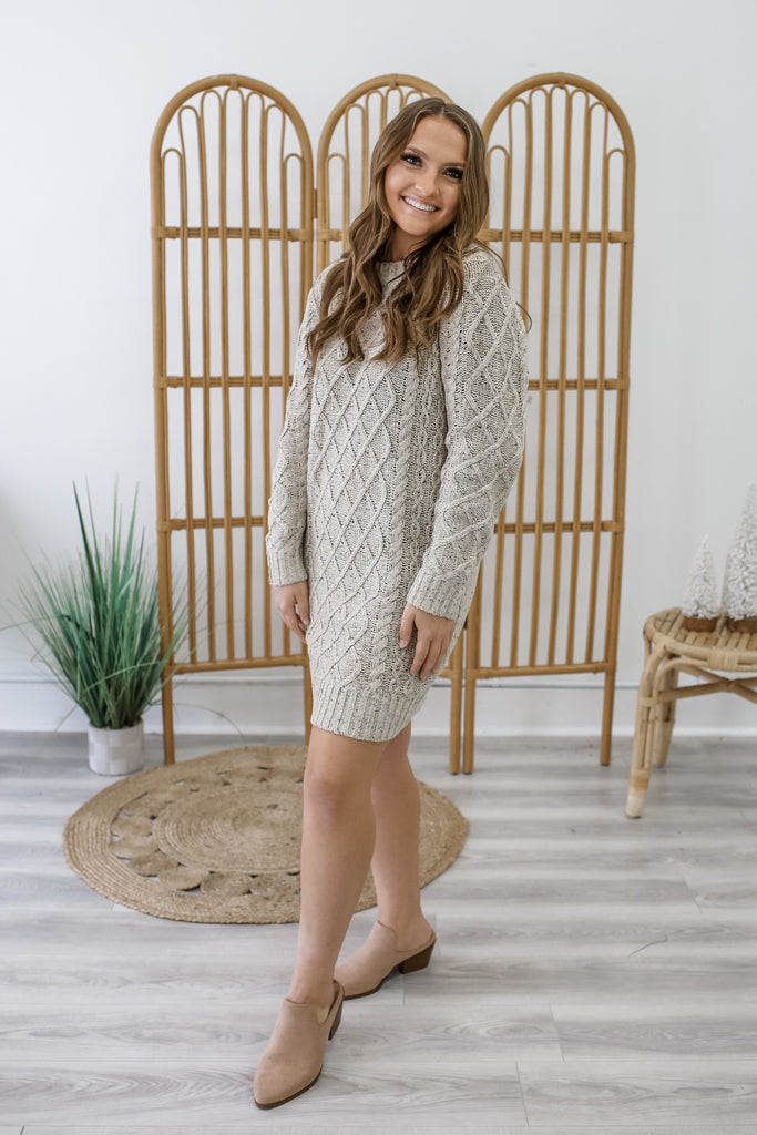 Sweater Dress | Stylish & Affordable | UOI Online