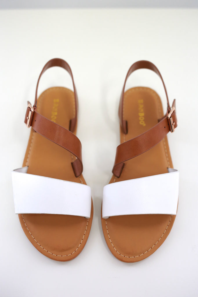 Women Shoes Online | SHORELINE-13 Faux Leather Sandals