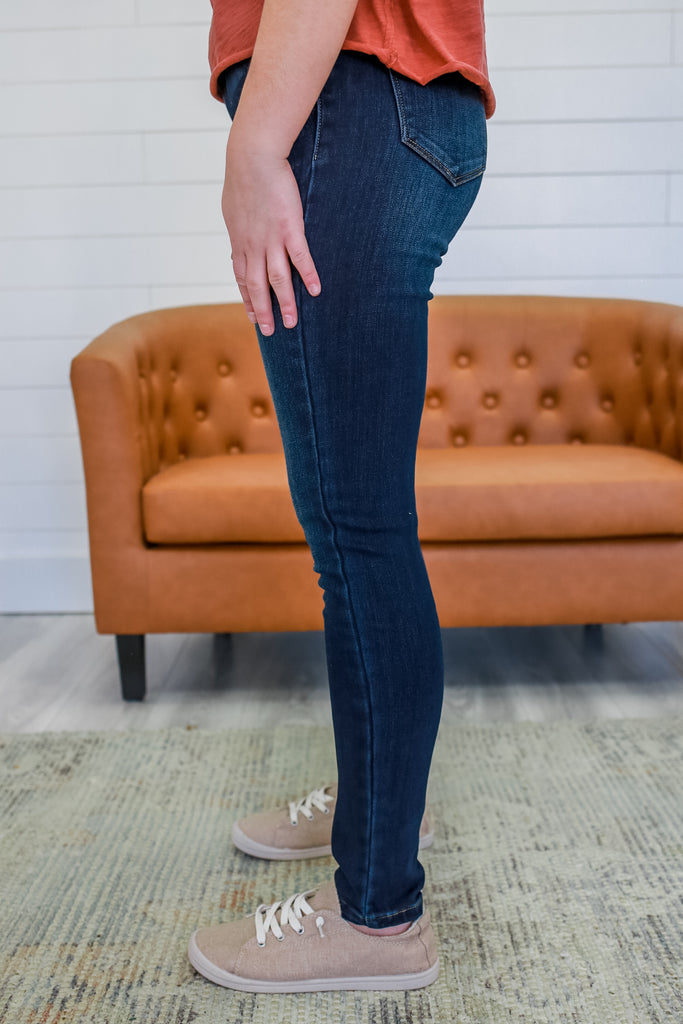 Skinny Fit Fleece Lined Denim | Stylish & Affordable | UOI Online