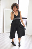 Sleeveless Jumpsuit - Online Clothing Boutique