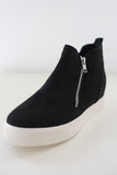 TAYLOR-G Sneaker Wedges - Online Clothing Boutique