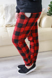 Plaid Joggers - Online Clothing Boutique