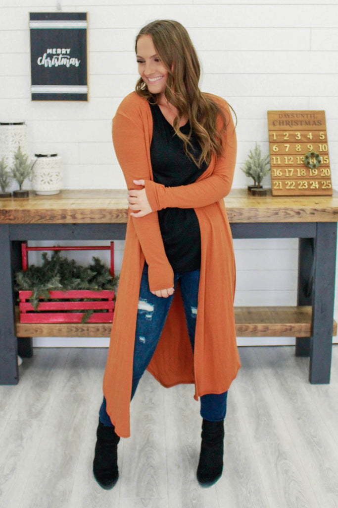 Duster Cardigan | Stylish & Affordable | UOI Online