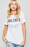 Dreamer Graphic Tee | Stylish & Affordable | UOI Online