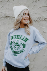 Dublin Graphic Sweatshirt