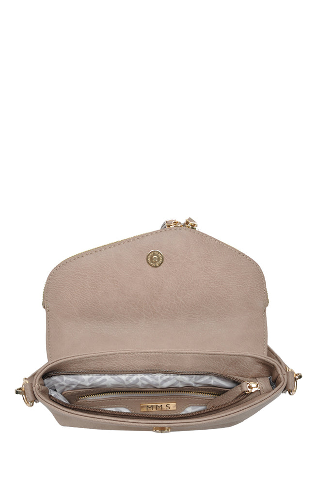 Faux Leather Crossbody Bag - Online Clothing Boutique