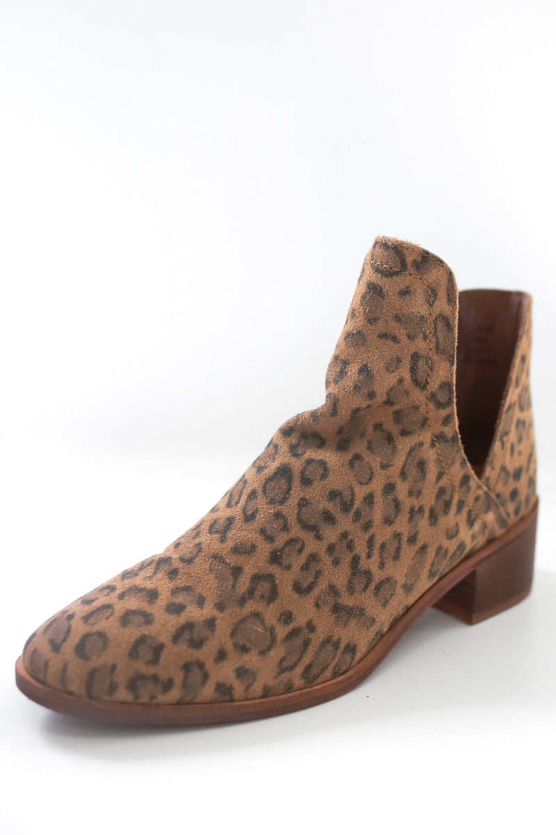 Leopard Booties | Stylish & Affordable | UOI Online