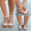 Sara-24 Flat Sandals - Online Clothing Boutique