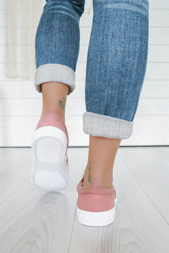 Slip-On Sneakers - Online Clothing Boutique